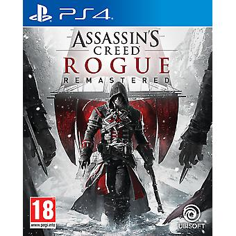 Assassin's Creed Rogue Remastered PS4-spel