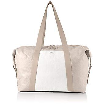 Bree Vary 7 - Crossbody bag, unisex, 23 x 42 x 50 cm, Grey (grey (grey/white).), 23x42x50 cm (B x H x T)
