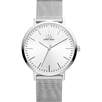 Danish Designs DZ120542 - Wristwatch, Men's Watch, Stainless Steel, Color: Silver