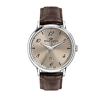 Philip Watch Men's Watch, Truman Collection, Analog, Time and Date, Quartz - R8251595004
