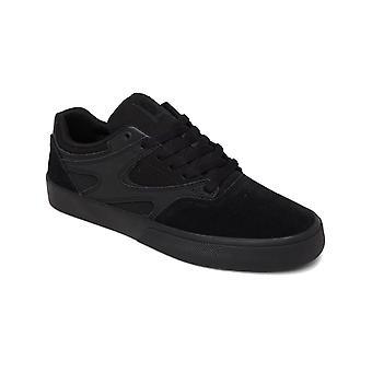 DC Kalis Vulc Trainers in Black/Black/Black