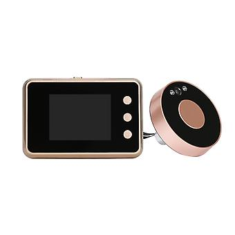 2.8'' Digital door viewer smart lcd peephole camera hd monitor with night vision for home security