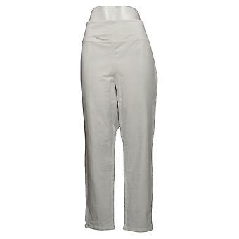 Kobiety z control spodnie damskie Reg Tushy Lifter Kostki Biały A353132