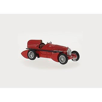 Alfa Romeo Tipo B P3 aerodynamiska (1934) kåda modell bil