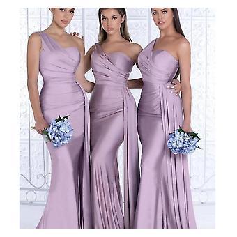 Φορέματα παράνυμφος, γλυκά φορέματα ενός ώμου