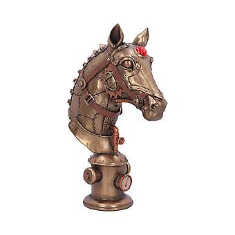 Equus Machina Steampunk Bust