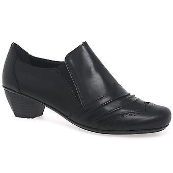 Rieker Odyssey Womens High Cut Court Shoes