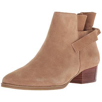 Aerosoles Womens crosswalk Fabric Almond Toe Ankle Fashion Boots