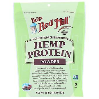 Bobs Red Mill Protein Pwdr Hemp, Case of 4 X 16 Oz