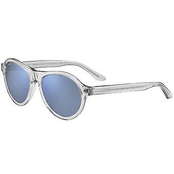 Serengeti Danby SS527003 Shiny Crystal/Mineral Polarized 555nm Blue Sunglasses