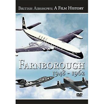 British Airshows A Film History - Farnborough 1948-1962 DVD (2006) John Blake Region 2