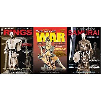 Old Martial Arts Masters 3 Dvd Set -Vd7092A
