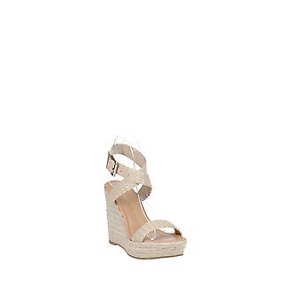 Madden Girl   Narla Woven Platform Wedge Sandals