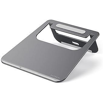 Aluminium Tragbarer & Verstellbarer Laptop Stand, Klappbarer und leichter Stand für Laptops,