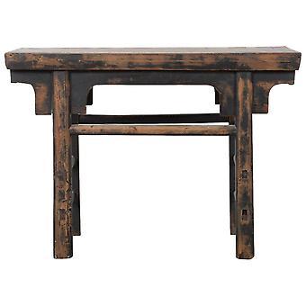 Asiática fina revivendo antiga mesa de console chinês W97xD43xH70cm