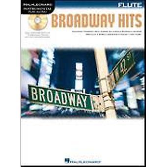 Obra instrumental a lo largo de: Broadway Hits Flauta