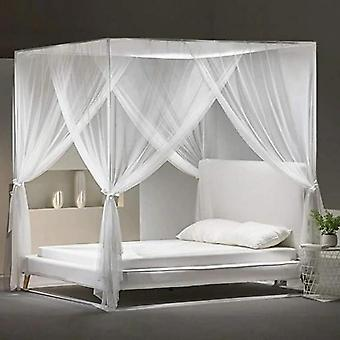 Four Doors Large Mosquito Net Beds For Travel And Home Use