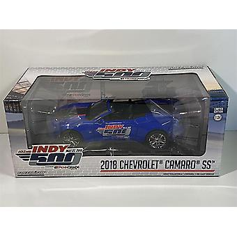 Indy 500 2018 Chevrolet Camaro SS 1:24 Échelle Greenlight 18248