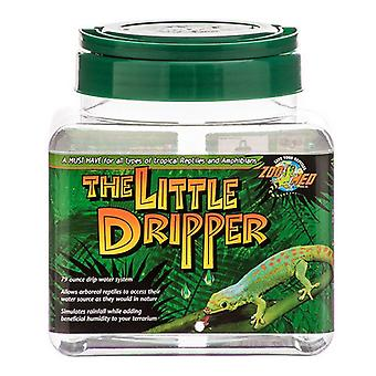 Zoo Med Dripper System - The Little Dripper - 70 oz Drip Water System