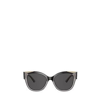 Prada PR 02WS black / opal grey female sunglasses