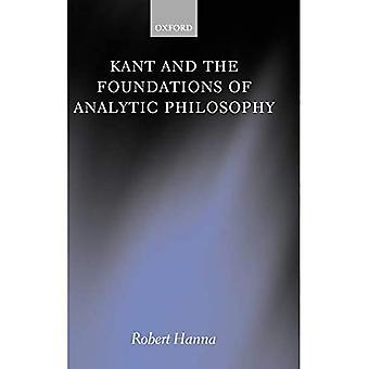 Kant och grunderna för analytisk filosofi
