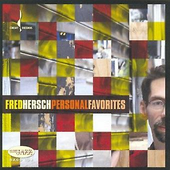 Fred Hersch - Personal Favorites [SACD] USA import