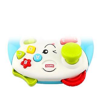 Baby Toys Sound Light Monitoiminen Sähköpeli käsitellä lasten koulutuspuhelimia