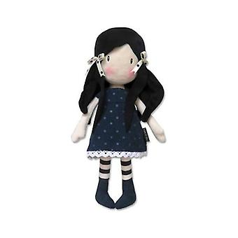 Rag Doll Gorjuss You Brought Me Love Gorjuss M-02-G Blue Polyester (30 cm)