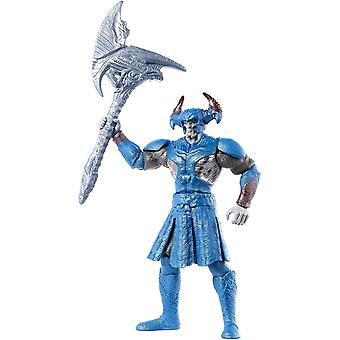 Video game consoles justice league action fny55 power slingers steppenwolf figure  multi-colour