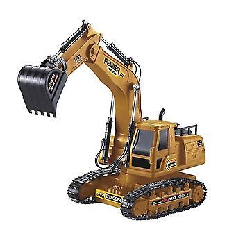 Remote control cars trucks 1:18 rc truck big remote control excavator tractor