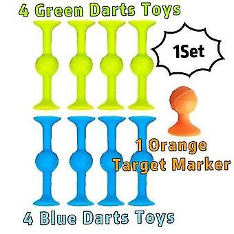 Magic novelties shoot target mobile dart game toy large sucker toy suction stick |gags practical jokes