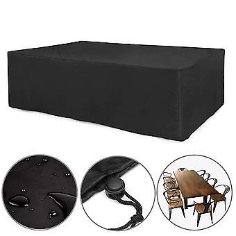 Водонепроницаемый чехол для наружной мебели, очень большие крышки столов для патио