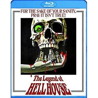 Légende d'importation USA Hell House [BLU-RAY]