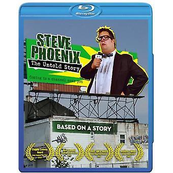 Steve Phoenix: The Untold Story [BLU-RAY] USA import