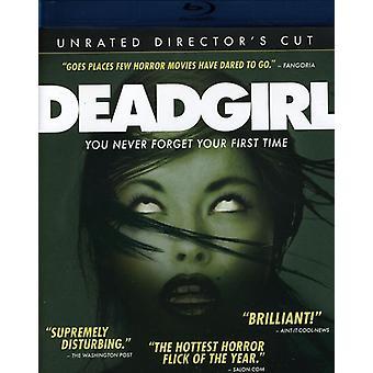 Deadgirl [BLU-RAY] USA import
