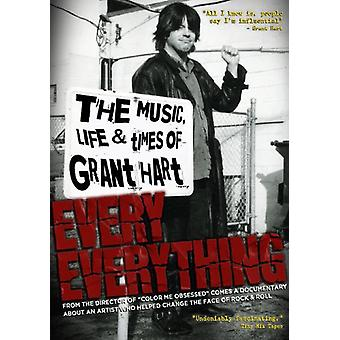 Every Everything: Music Life & Times of Grant Hart [DVD] USA import