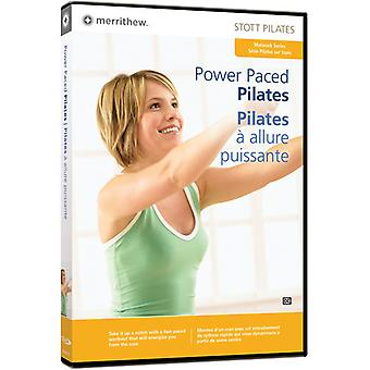 Power Paced Pilates (Eng/Fre) [DVD] USA import