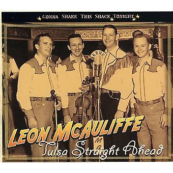 Leon McAuliffe - Tulsa Straight Ahead-vai importar EUA Shake Shack hoje este [CD]