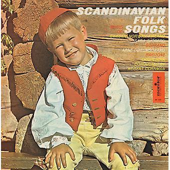 Sjoberg/Dorumsgaard - Scandinavian Folk Songs of Sweden Norway & Finland [CD] USA import