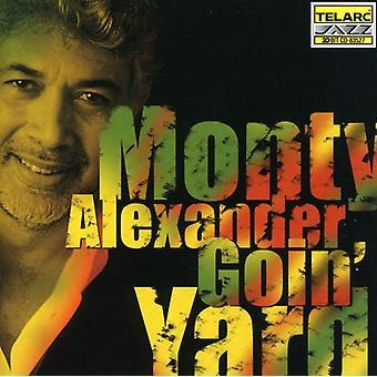 Monty Alexander - Goin' Yard [CD] USA import