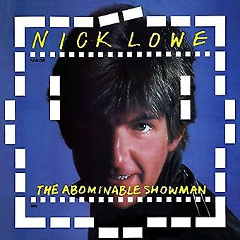 Nick Lowe - importation USA Showman Abominable [Vinyl]