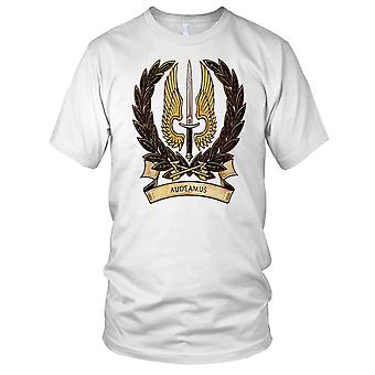 Canadian Special Operations Regiment distintivo effetto Grunge Mens T-Shirt