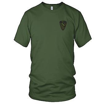 Amerikaanse leger infanterie 1ste Cavalerie LRRP Recon Patrol Insignia Vietnamoorlog geborduurd Patch - Mens T Shirt
