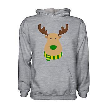 Norwich Rudolph suporteri Hoody (gri)-copii