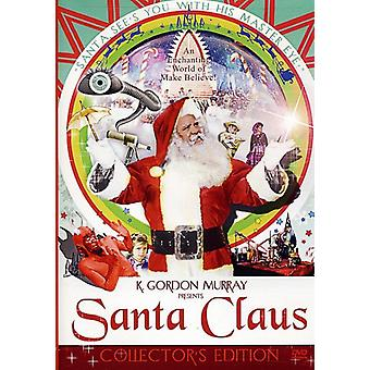 Santa Claus [DVD] USA import