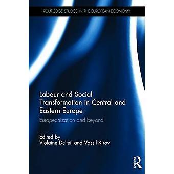 Arbeits- und Sozialwandel in Mittel- und Osteuro von Violaine Delteil