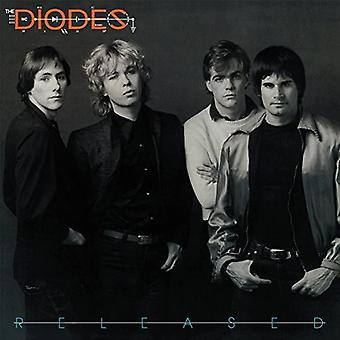 Diodes - Released [Vinyl] USA import