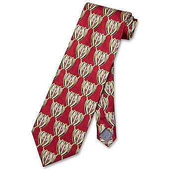 Antonio Ricci SILK NeckTie Made in ITALY Geometric Design Men's Neck Tie #5667-2