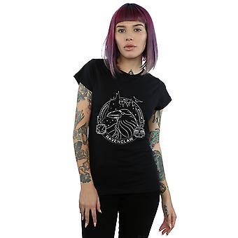 Harry Potter kvinners Ravenclaw Seal t-skjorte