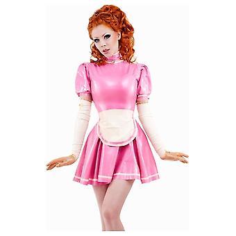 Westward Bound Mirabell Maid Latex Rubber Uniform.